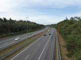 A50 bij Beekbergen