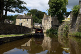 Leeds & Liverpool canal at Skipton