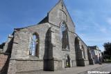 Verbrande kerk te Tienen