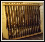 Musket Rack