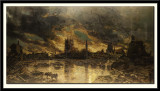 The Burning of Ypres, 22 November 1914