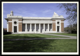 The Menin Gate as seen from the Ramparts
