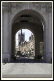 The Town through the Menin Gate