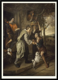 The Return of the Prodigal Son, 1667-70
