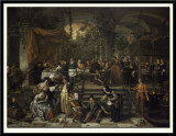 The Marriage at Cana, 1670-72