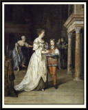 Interior with a Woman Washing her Hands, 1675