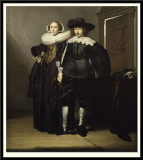 Portrait of a Married Couple, 1634