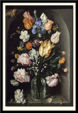 Flowers in a Glass Flask, 1612
