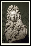 Bust of Stadholder-King William III (1650-1702), 1699