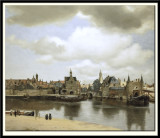 View of Delft, 1660-1661