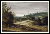 Dune Landscape with a Country Road, 1629
