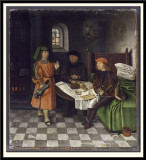 Joseph Explaining the Dreams of the Baker and the Cupbearer, 1500