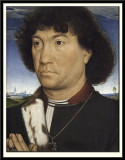 Portrait of a Man from the Lespinette Family, 1485-90