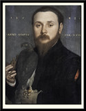 Portrait of a Nobleman with a Falcon, 1542