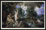 The Garden of Eden with the Fall of Man, 1615