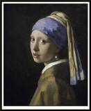 Girl with a Pearl Earring, 1665