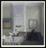 Interior or A Loving Couple, 1911