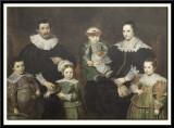 Family Portrait, 1630-35