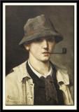 Self-Portrait (Study), 1880
