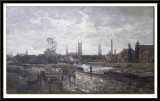 Panoramic View of Ghent, 1881