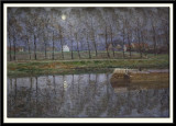 The Ghent-Terneuzen Canal by Moonlight in Spring, 1902