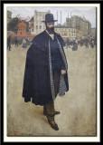The Spaniard in Paris or Portrait of the Painter Francesco Iturrino, 1899