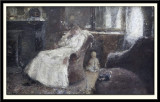 Woman in White, 1885