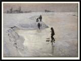 Skaters, 1891