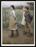 Schoolmates, 1884