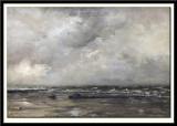 Seascape at Blankenberge, 1871