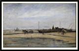 Seascape at La Panne, 1870