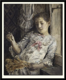 The Artist's Daughter, 1882