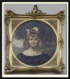 Portrait of Georgette Degraa, 1909