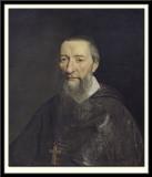 Portrait of Bishop Jean-Pierre Camus, 1643