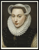 Portrait of a Young Lady, 1581
