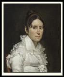 Portrait of Mrs Huart-Chapel