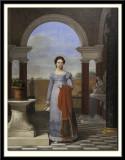 Portrait of Colette Versavel, Wife of Physician Isaac Joseph De Meyer, 1822