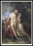 The Nymph Salmacis and Hermaphroditus, 1829