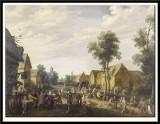 Village Fair, 1629