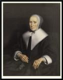 Portrait of a Woman, 1663