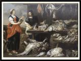 Fishmonger's Stall, 1640