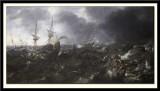 The Battle of Lepanto, 1623