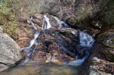 waterfall on Battle Creek 1