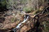 waterfall on Battle Creek 2