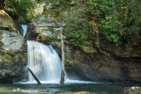 lower falls on Big Creek 2