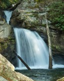 lower falls on Big Creek 3