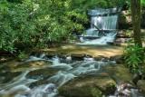 Upper Crow Creek Falls 2