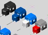 EMD Demo Cabs