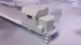 BN GP50L cab/nose