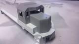 MKT ex-Kennecott GP39-2 cab/nose